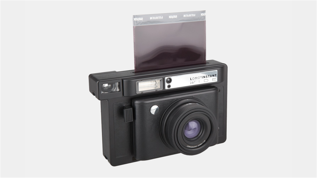 Lomo'Instant Wide Black - Lomography