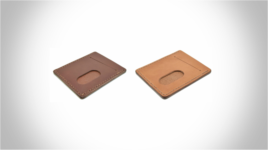 Card Wallet - Leather Works