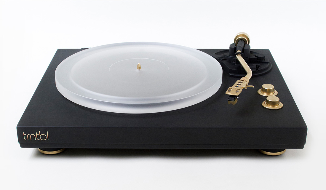 TRNTBL - FIRST WIRELESS TURNTABLE