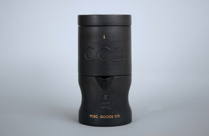 coil cold coffee