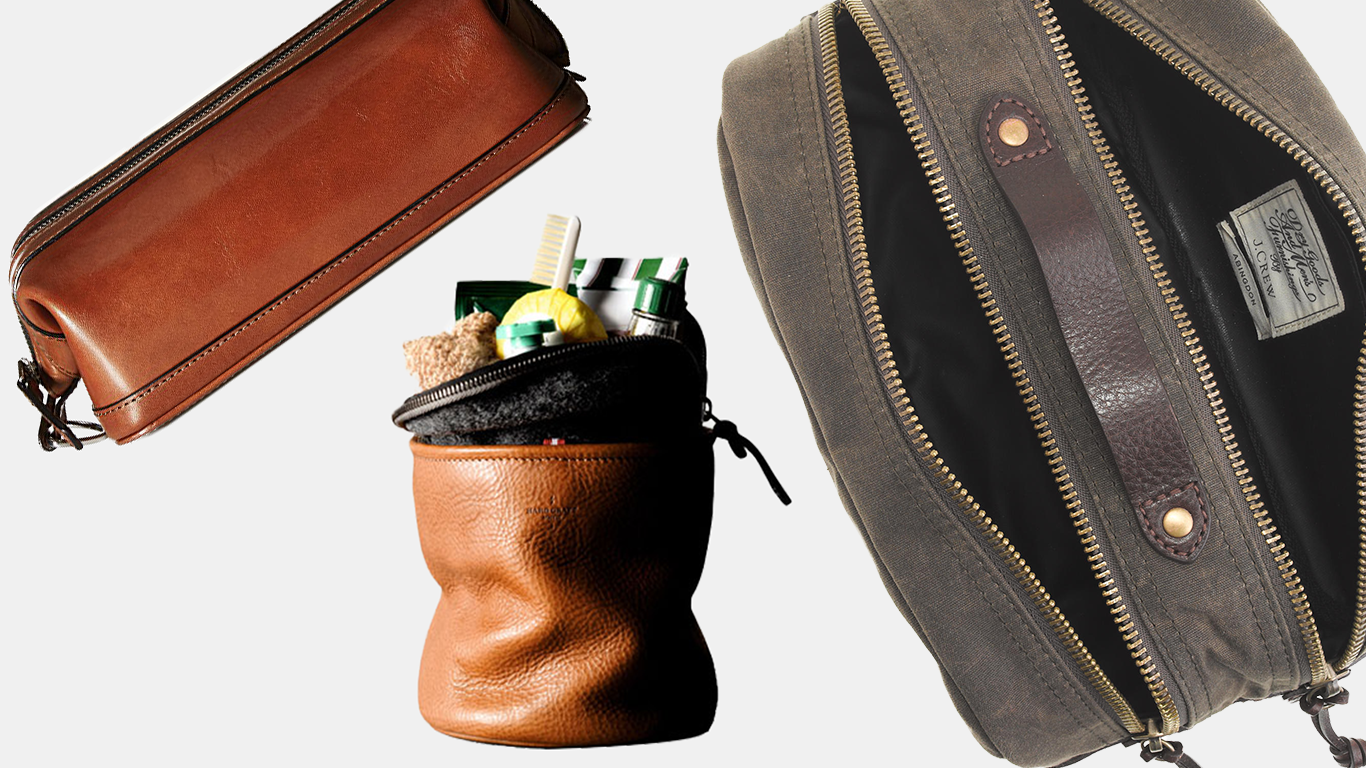 THE TOP 10 BEST DOPP KITS ​THAT DON'T SUCK