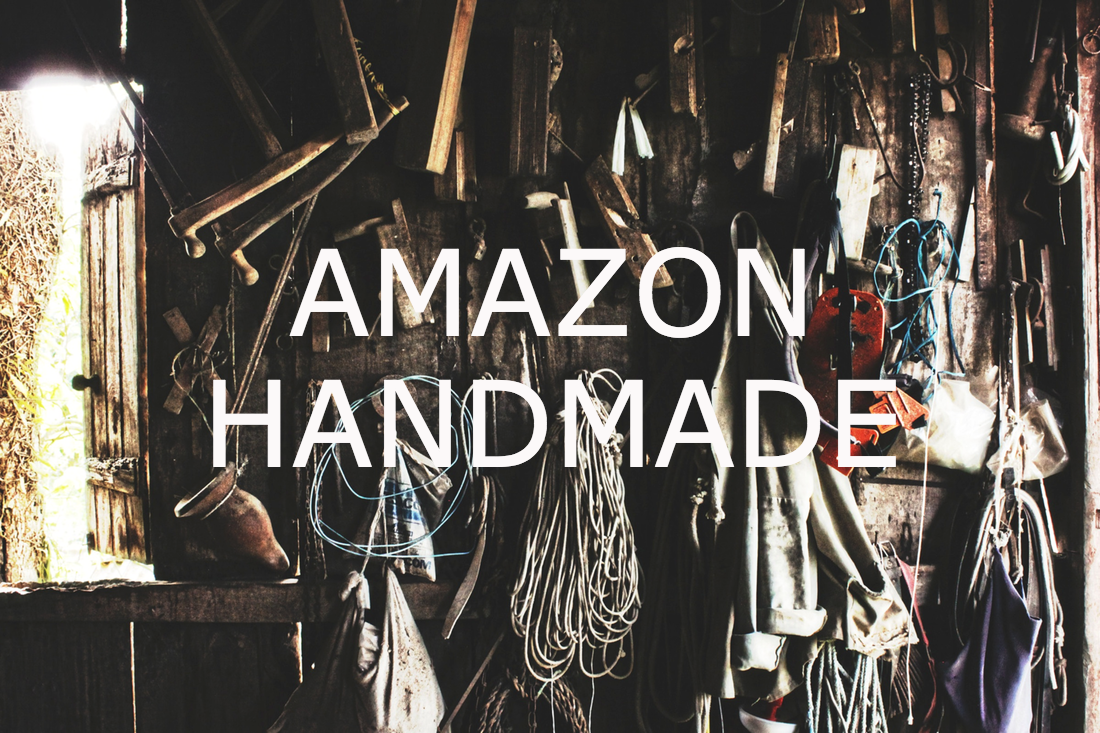 handmade on amazon