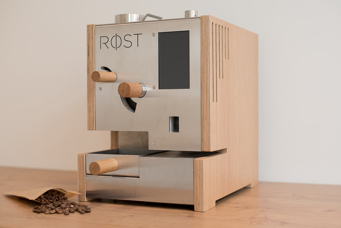 ROEST COFFEE ROASTER