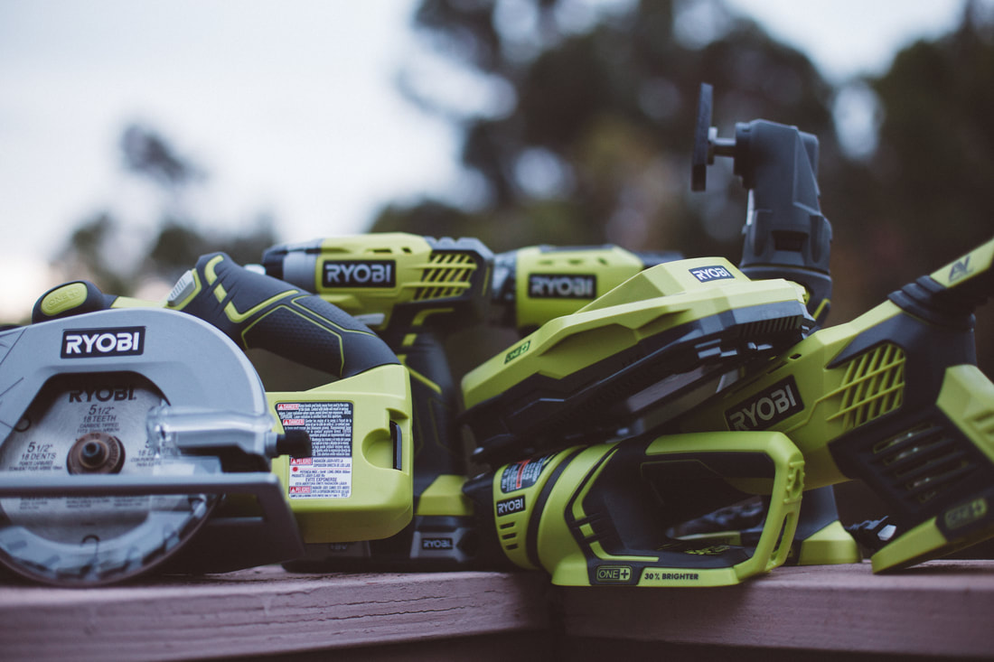 RYOBI 18V 6 PC LITHIUM ULTIMATE COMBO KIT REVIEW