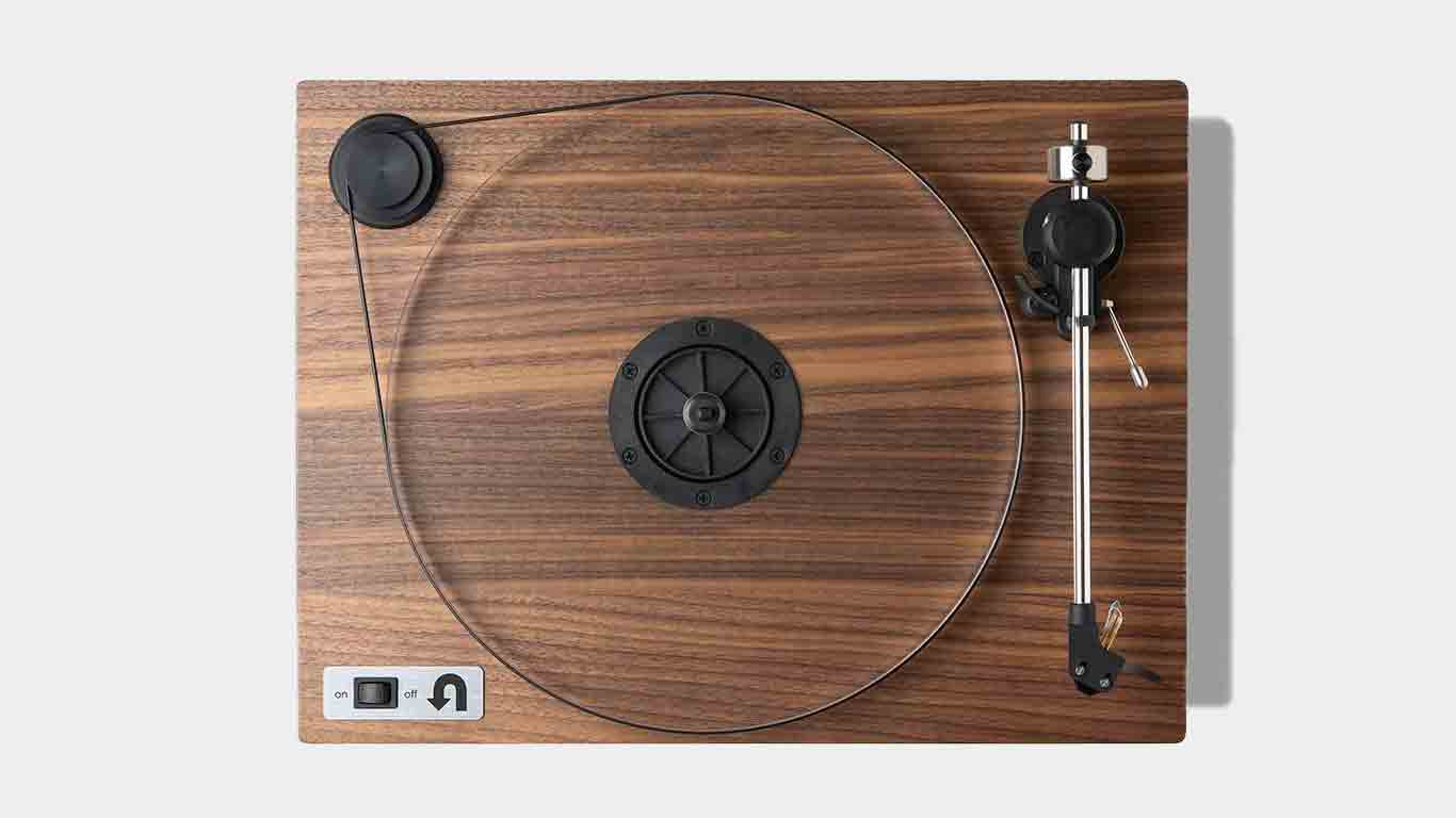 U-Turn Audio - Orbit Special Turntable (Walnut)